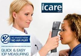 icare-tonometer - no air puff